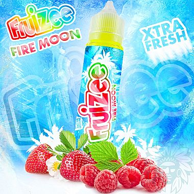 E-liquide Fruizee Fire Moon, Pack 50 ml