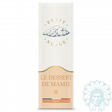 E-liquide Petit Nuage Le Dessert de Mamie