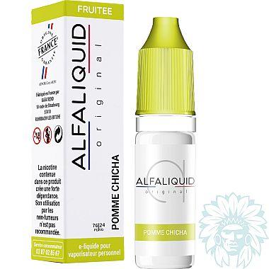 E-liquide Alfaliquid Pomme Chicha