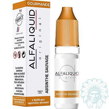 E-liquide Alfaliquid Absinthe Sauvage