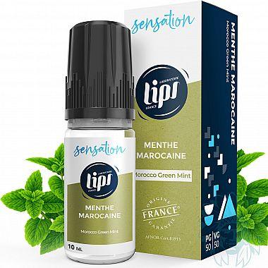 E-liquide Le French Liquide Lips Menthe Marocaine