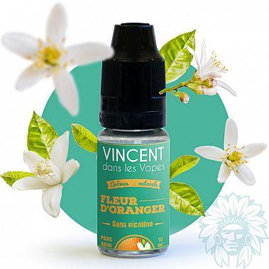 E-liquide Vincent dans les vapes (VDLV) Fleur d'Oranger