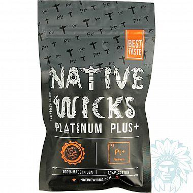 Coton Native Wicks Platinium Plus