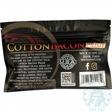 Coton Wick N Vape Bacon Prime