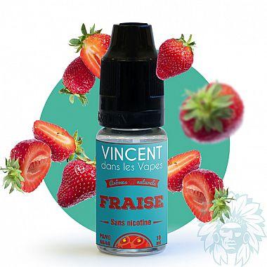 E-liquide Vincent dans les vapes (VDLV) Fraise