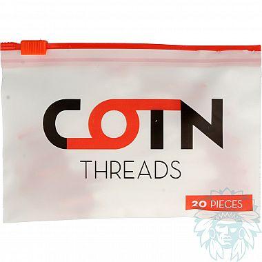 Mèches de coton COTN Threads