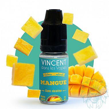 E-liquide Vincent dans les vapes (VDLV) Mangue