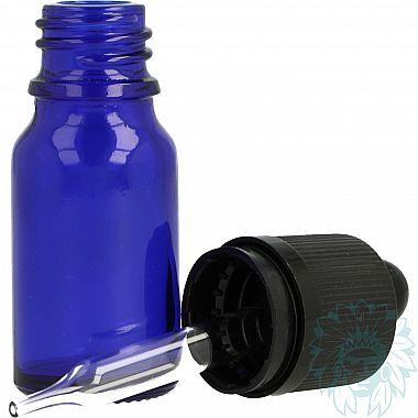 Flacon verre bleu anti UV