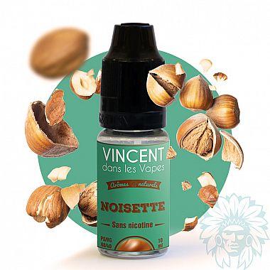 E-liquide Vincent dans les vapes (VDLV) Noisette