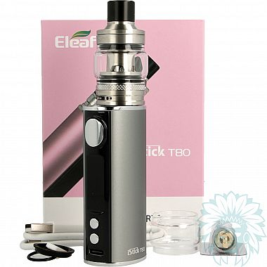Kit Eleaf Istick T80 avec Eleaf Pesso