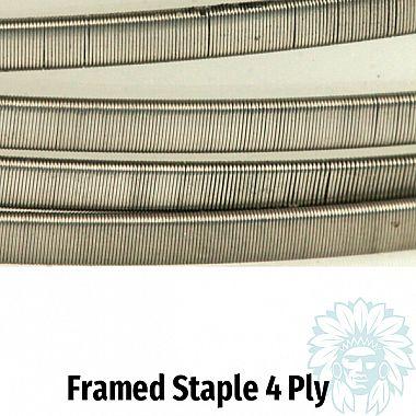 Fil Framed Staple 1 M - GPC coils