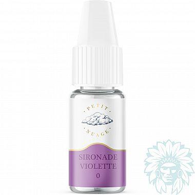 E-liquide Petit Nuage Sironade Violette