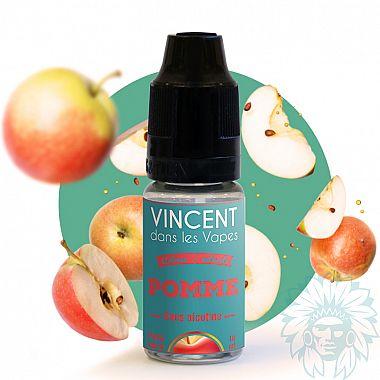 E-liquide Vincent dans les vapes (VDLV) Pomme