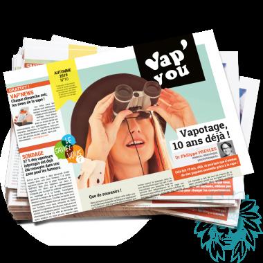 Magazine VAP'YOU n°10