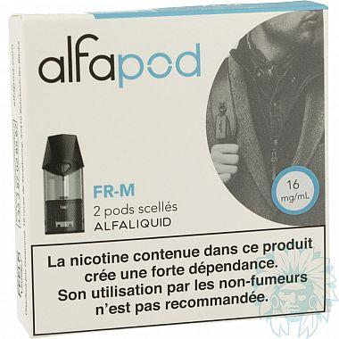 Cartouche Alfapod FR-M (Pack de 2)