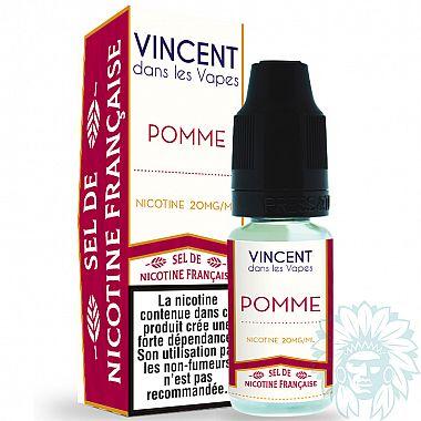 Pomme VDLV aux sels de nicotine