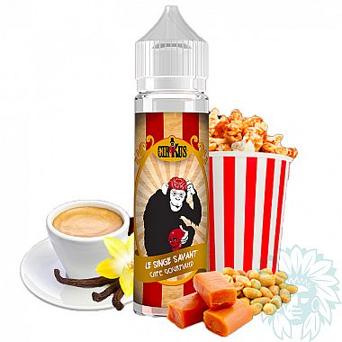 Mix and vape Black Cirkus Le Singe Savant (50 ml)