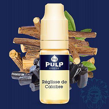 E-liquide Pulp Réglisse de Calabre