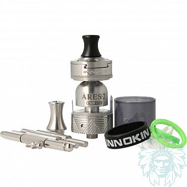 Atomiseur Innokin Ares 2 RTA 4 ml