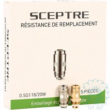 Résistances Innokin Sceptre (Pack de 5)