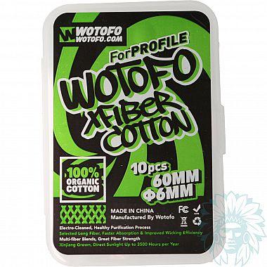 Coton Wotofo Xfiber Profile