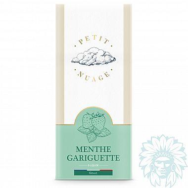 Mix and vape Petit Nuage Menthe Gariguette (60 ml)