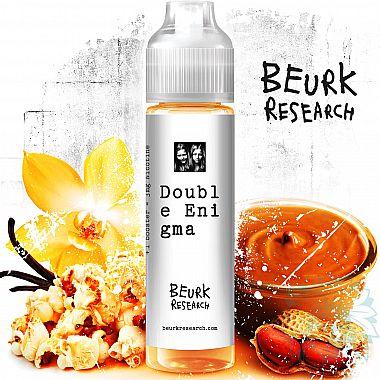 E-liquide Beurk Research Double Enigma 40ml