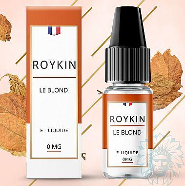 E-liquide Roykin Le Blond