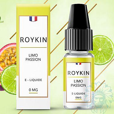 E-liquide Roykin Limo Passion