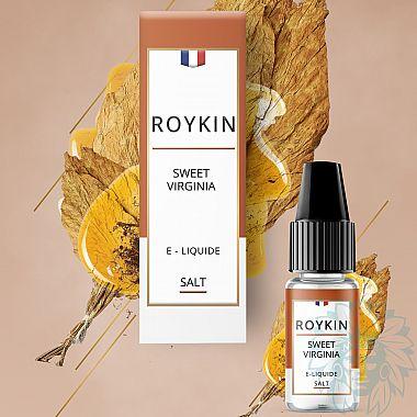 Sweet Virginia Roykin aux sels de nicotine