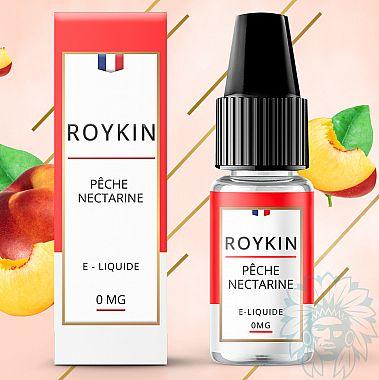 E-liquide Roykin Pêche Nectarine