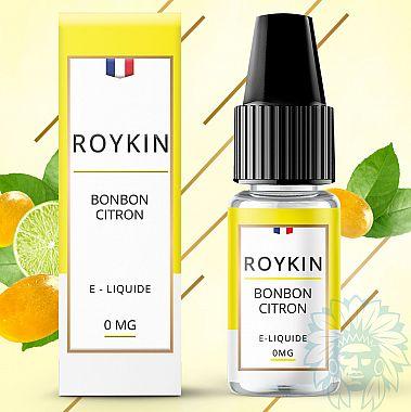 E-liquide Roykin Bonbon Citron