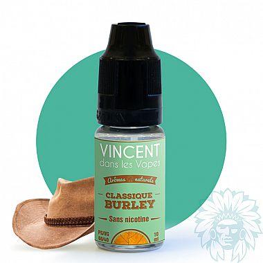E-liquide Vincent dans les vapes (VDLV) Classique Burley
