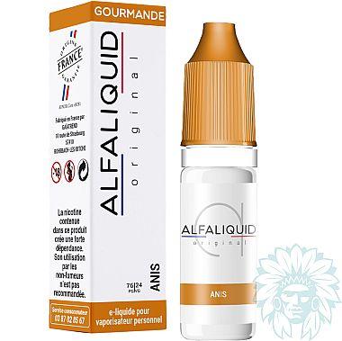 E-liquide Alfaliquid Anis