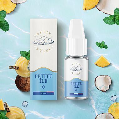 E-liquide Petit Nuage Petite Ile