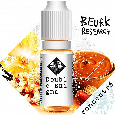 Arôme Double Enigma Beurk Research