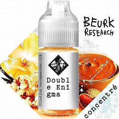 Arôme concentré Beurk Research Double Enigma 30 ml