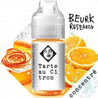Arôme Beurk Research Tarte au Citron 30ml