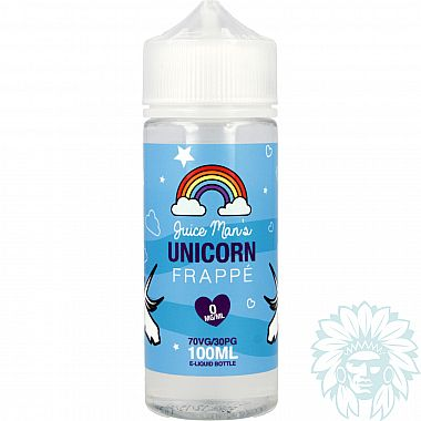 Unicorn Frappé Juice Man 100ml