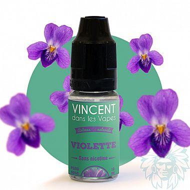 E-liquide Vincent dans les vapes (VDLV) Violette