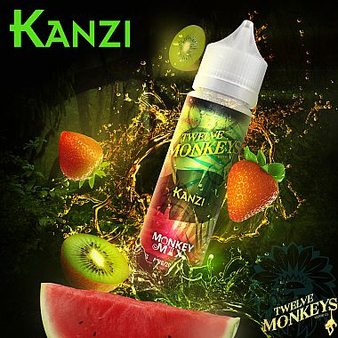 E-liquide Twelve Monkeys Kanzi 50ml