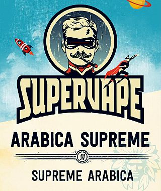 Arôme Arabica Suprême Supervape