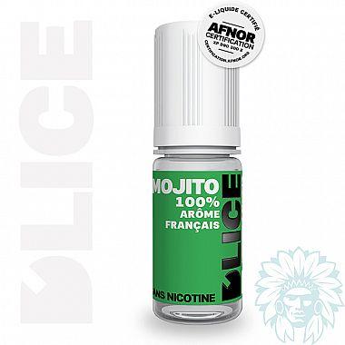 E-liquide D'lice Mojito