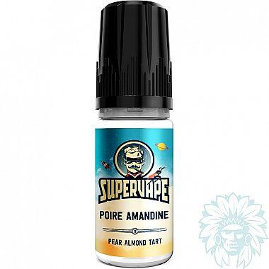 Arôme Supervape Poire Amandine