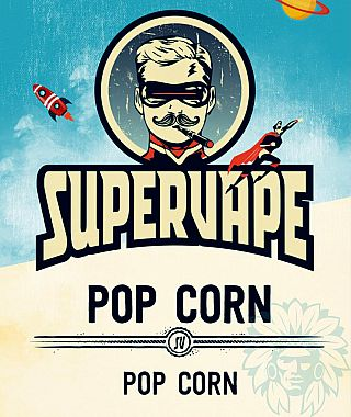 Arôme Supervape Pop Corn