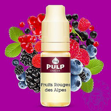 Fruits Rouges des Alpes Pulp