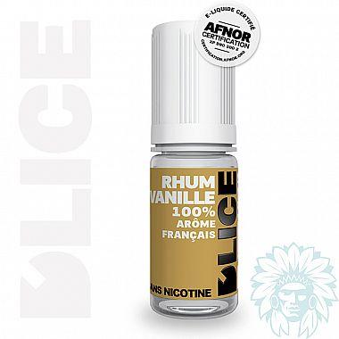 E-liquide D'lice Rhum Vanille