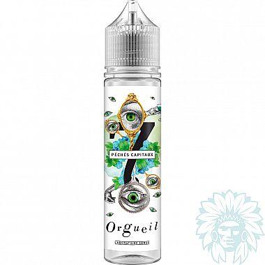E-liquide 7 Péchés Capitaux Orgueil 50ml