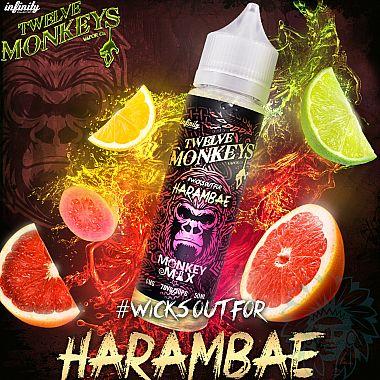 E-liquide Twelve Monkeys Harambae 50ml