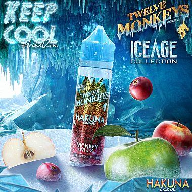 E-liquide Twelve Monkeys Hakuna Iced 50ml